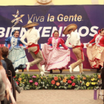 Up with People cast performs in Mexico during Easter