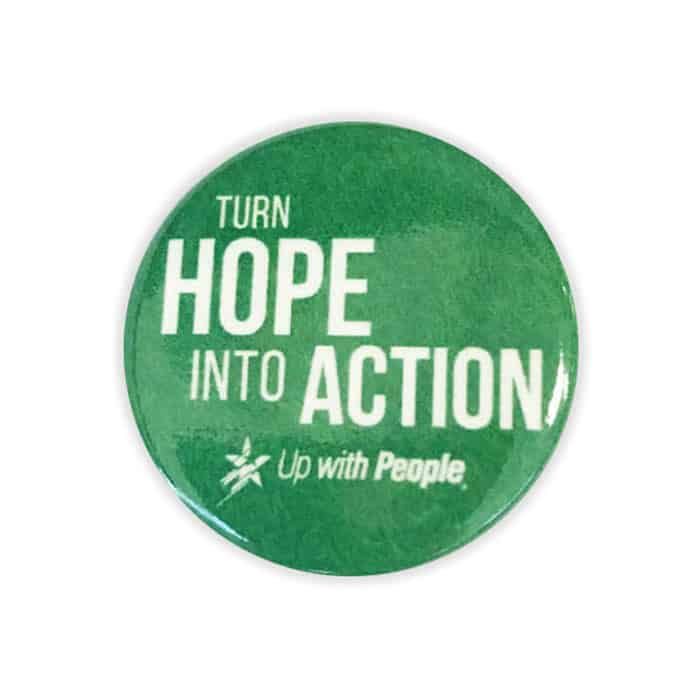 Turn Hope Into Action